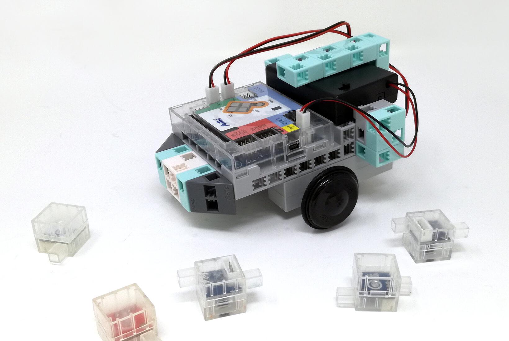 ロボットプログラミングコース